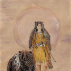 Chamanisme sur l'ours