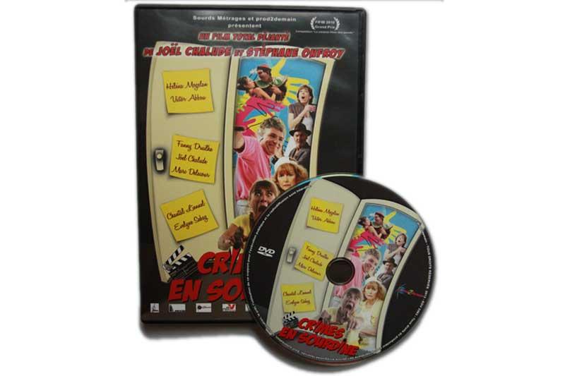 DVD2C