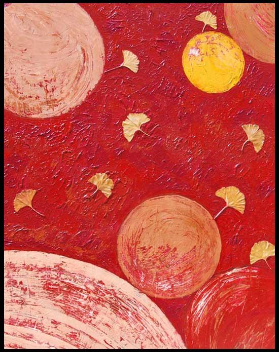 Peinture Naissance
